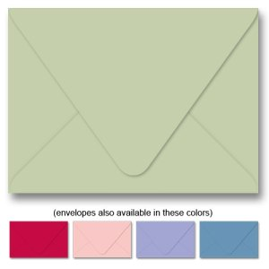 Matching Envelopes