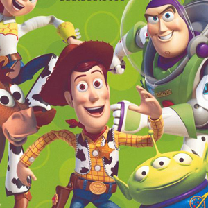 Disney Toy Story Invitation
