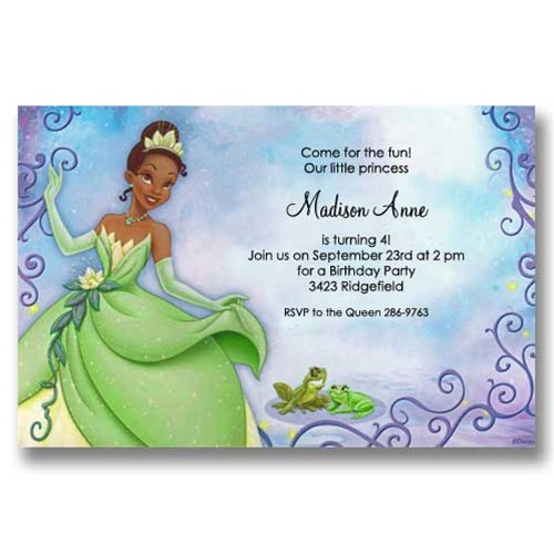 Princess Tiana And Frog