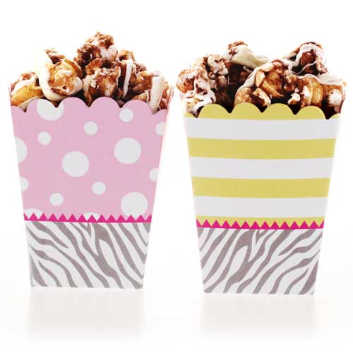 Celebrate In Style Party Treat Boxes