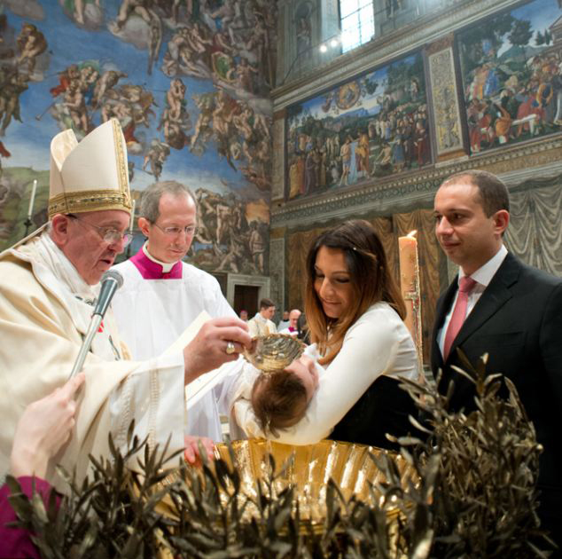 Baptism of the Lord 2014