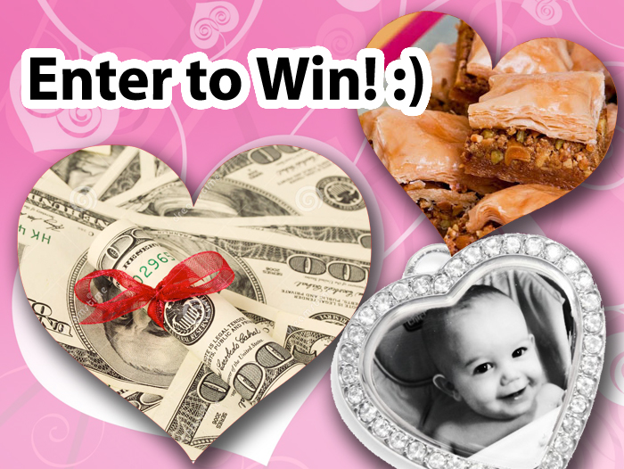 baby cachet valentine giveaway